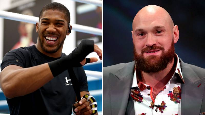 Tyson Fury Sends Warning To Anthony Joshua About His Tactics For Andy Ruiz Jr Rematch