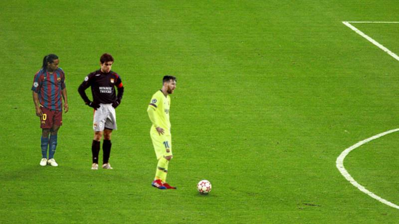 Lionel Messi Voted The Greatest Free-Kick Taker Ever