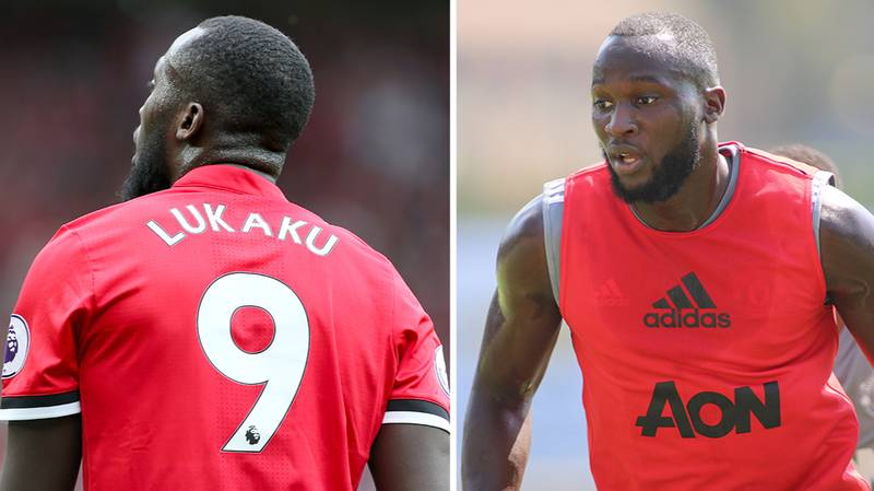 The Hilarious Theory About Why Romelu Lukaku Is So Ripped