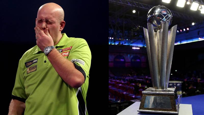 Van Gerwen Biggest Price In Three Years For World Darts Championship