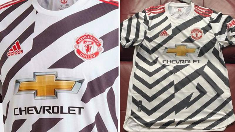 Manchester United's Third Kit For 2020/21 Season Is Certainly Interesting