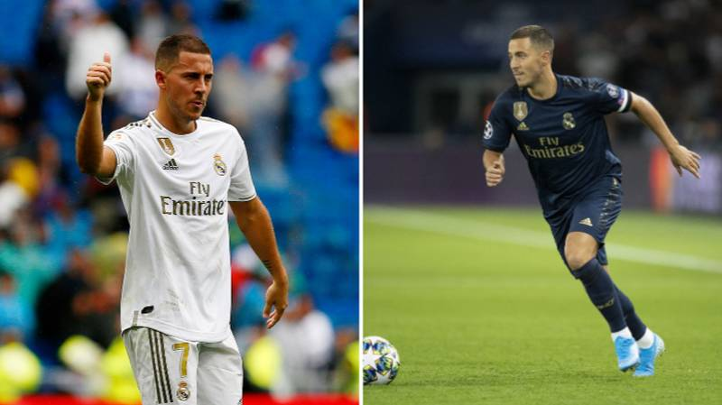 Eden Hazard Responds To Critics Following Poor Start To Real Madrid Career