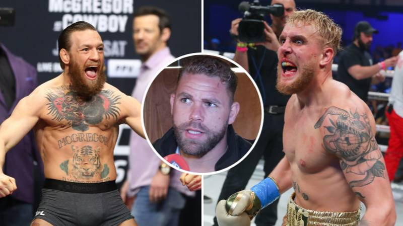 Conor McGregor Will 'Spark Out And Hurt' Jake Paul