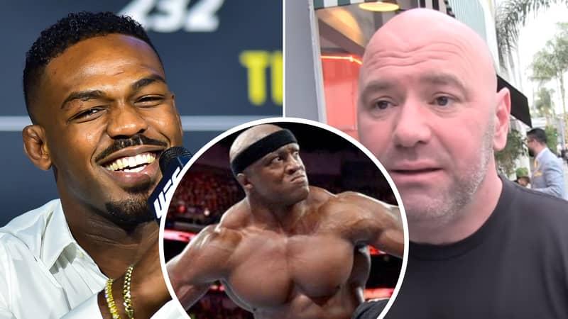WWE Superstar Bobby Lashley Weighs In On The Jon Jones And Dana White Disagreement