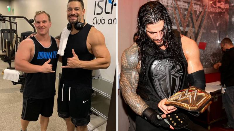 Roman Reigns Preparing For His 'In-Ring Return' To WWE After Battling Leukaemia