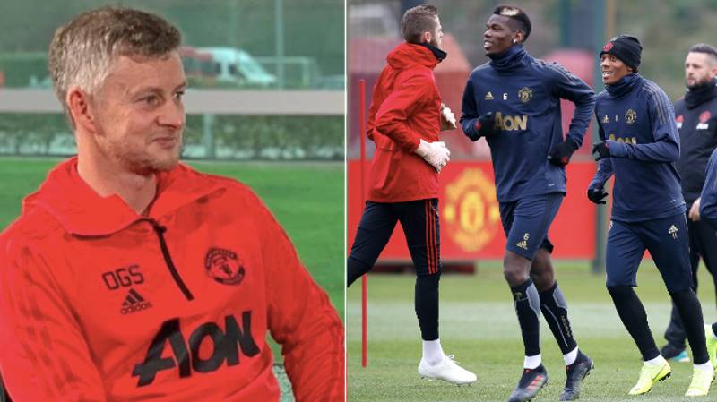 Ole Gunnar Solskjaer Has Already Reprimanded Player For Failing To Attend Christmas Day Training