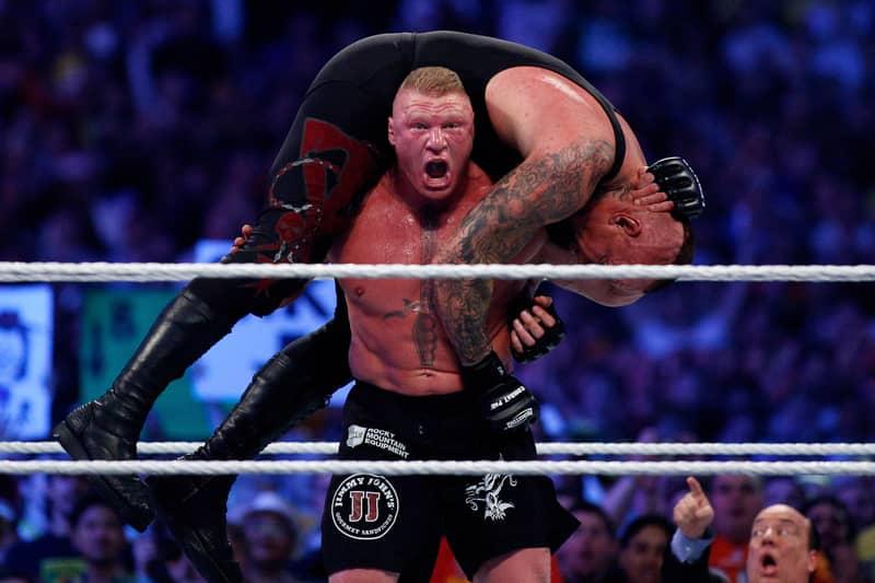 Brock Lesnar: The Career Of A Conqueror