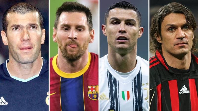 Revealed: The Champions League's Greatest XI Has Been Voted By Fans