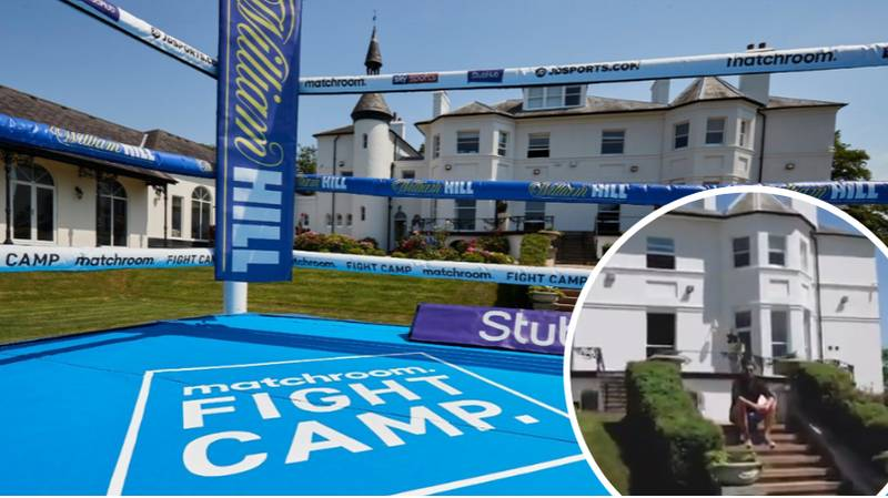 Eddie Hearn Officially Unveils Matchroom Fight Camp, Announces Main Events For Each Show
