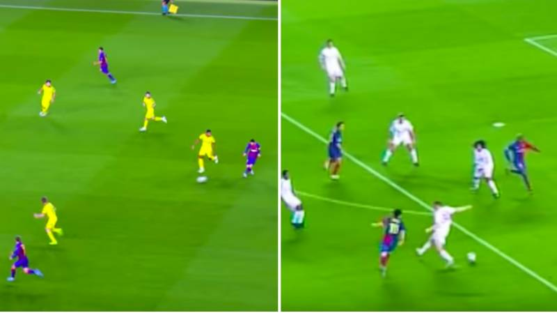 Barcelona Upload Seven Minute Video Of Lionel Messi's Best Assists
