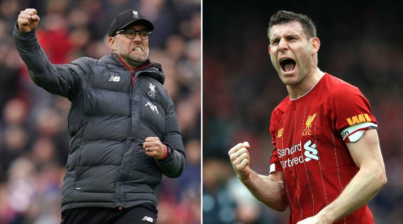 Liverpool Could Win The Premier League Without Playing Another Game