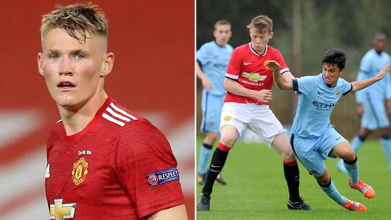Scott McTominay Says He Doesn't Like Manchester United Academy Rule