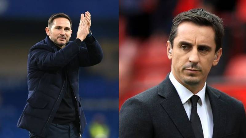 Gary Neville Gives Three Reasons Chelsea Could Win The Premier League