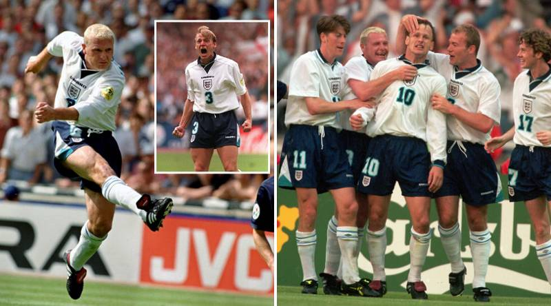 ITV's Euro 96 Relived Coverage Begins This Evening