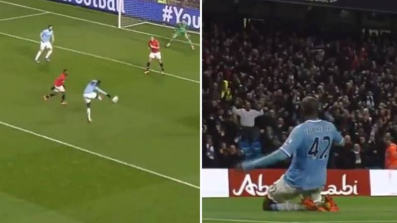 Video Of Yaya Toure's Highlights At Manchester City Show How Good He Was