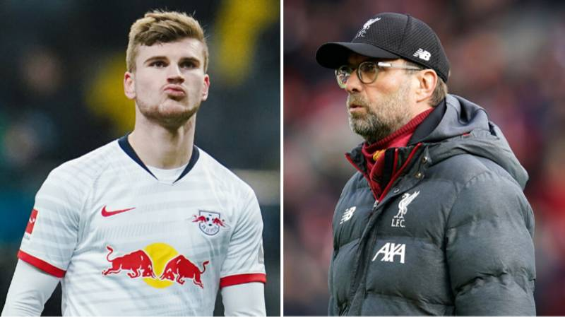 The Reason Why Liverpool Need To Sign Timo Werner Before The End Of April