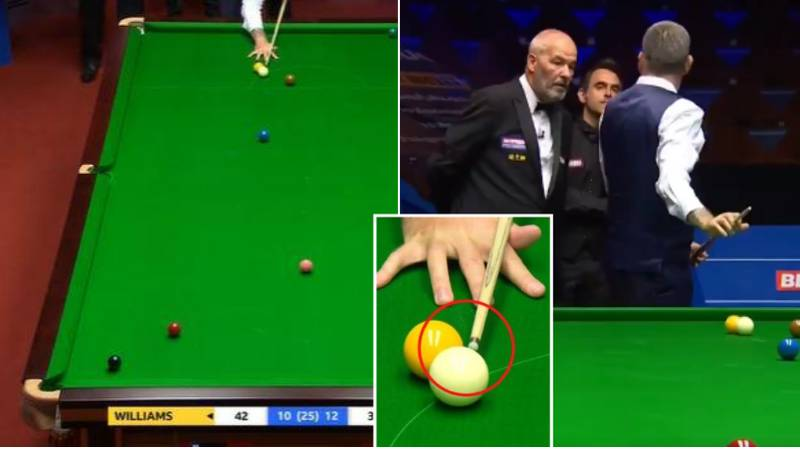 Ronnie O'Sullivan Reaches World Snooker Championship Semi-Final After Mark Williams' Incredible Moment Of Sportsmanship
