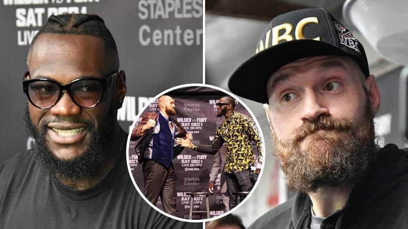 Tyson Fury Says He Wouldn't 'Step Aside' For Deontay Wilder Even If He Was Offered '$50m'