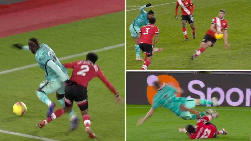 The Three VAR Decisions That Left Liverpool Furious In Shock Southampton Defeat