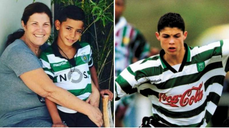 Sporting CP Want To Sign Cristiano Ronaldo's 8-Year Old Son From Juventus