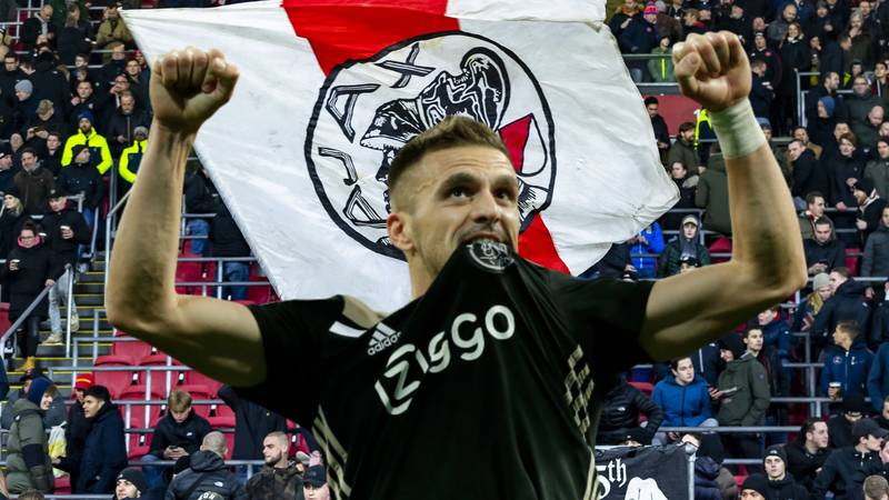 L'Équipe Gives Dušan Tadić Perfect 10/10 After Masterclass Performance Against Real Madrid