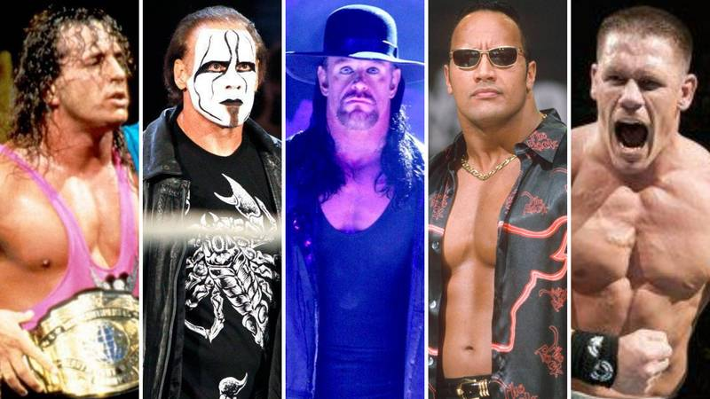The 25 Greatest Wrestlers Of All Time Have Been Named And Ranked