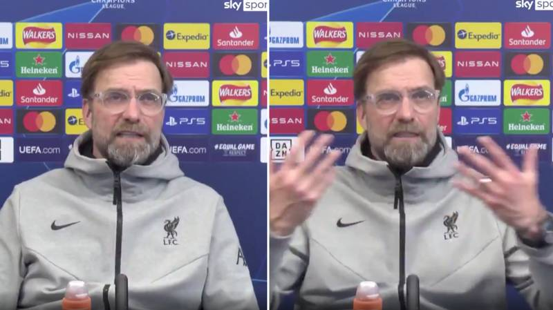 Jurgen Klopp Responds To Speculation That He's About To Leave Liverpool