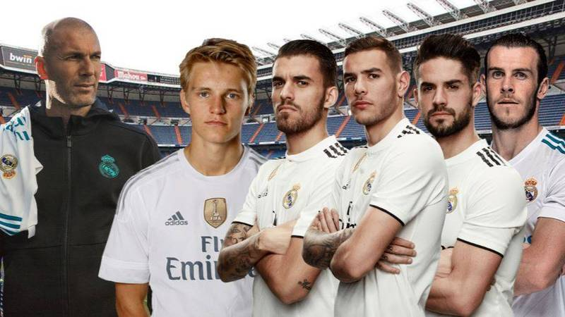 Real Madrid Looking To Sell 15 Players This Summer In Drastic Overhaul