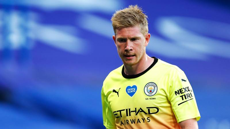 'Liverpool Players Can't Even Lace Kevin De Bruyne's Boots'