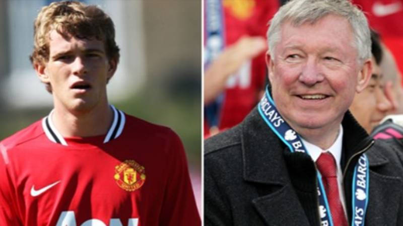 What Sir Alex Ferguson Did When An 18-Year-Old Knocked On His Door Asking For A Trial