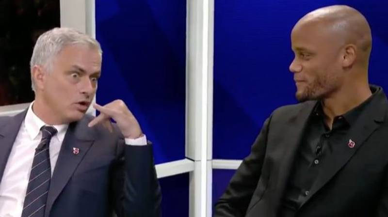 Jose Mourinho Brilliantly Predicted Liverpool's Title Credentials To Vincent Kompany