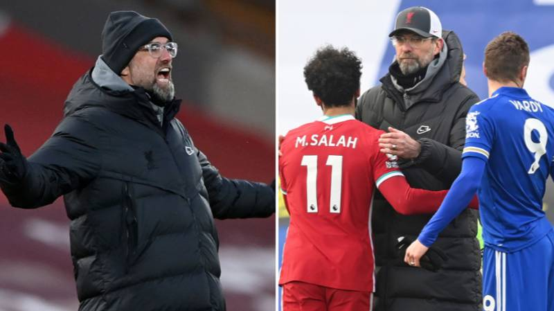 Jurgen Klopp Is Odds On Favourite To Be Next Premier League Manager To Leave