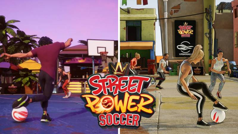 A New Street Football Game Is Coming To Consoles This Summer