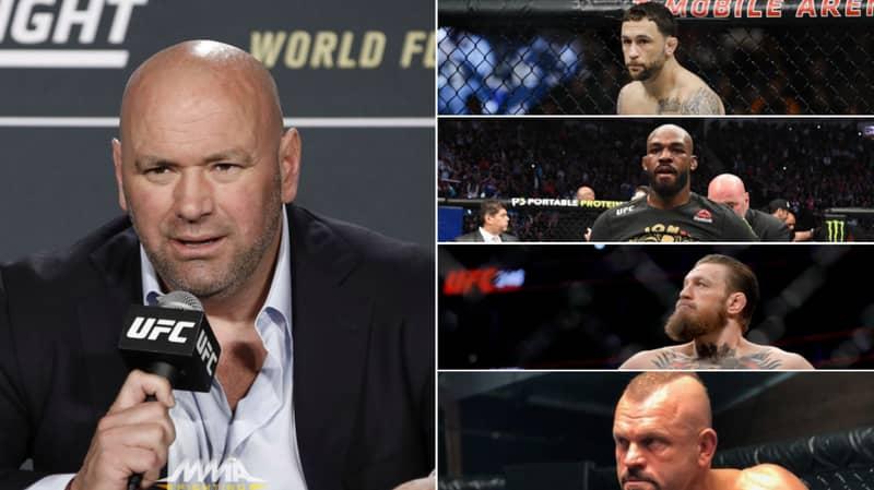 Dana White Picks His Ultimate UFC Fighter