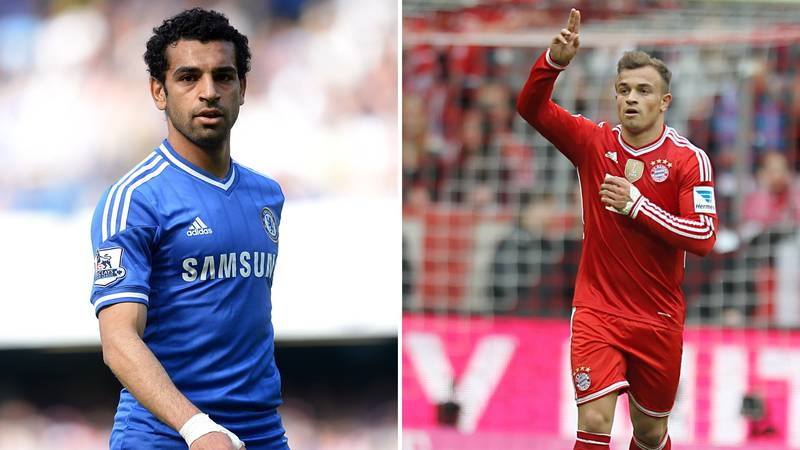What Liverpool Fans Tweeted About Potential Salah, Shaqiri Transfers In 2014 Looks Crazy Now