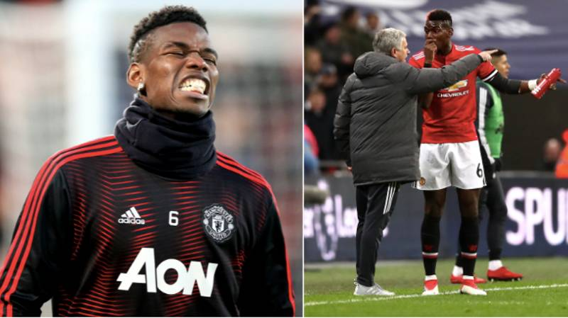 Paul Pogba Allegedly Celebrated Jose Mourinho's Sacking By Shouting: 'He F***ed With The Wrong Baller!""