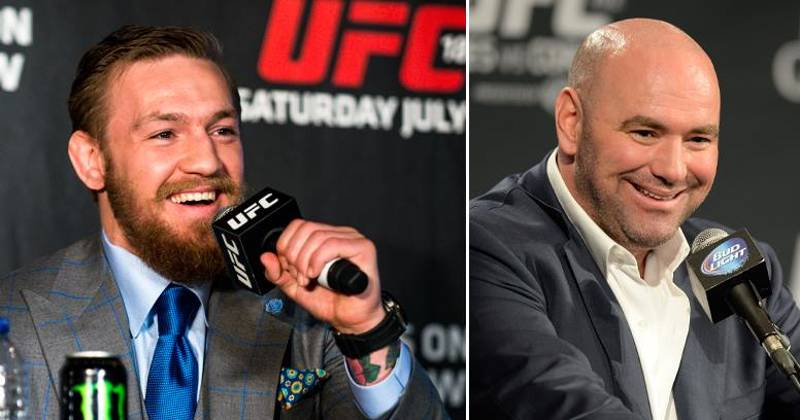 Dana White Responds To Conor McGregor's Latest Comments About UFC 200