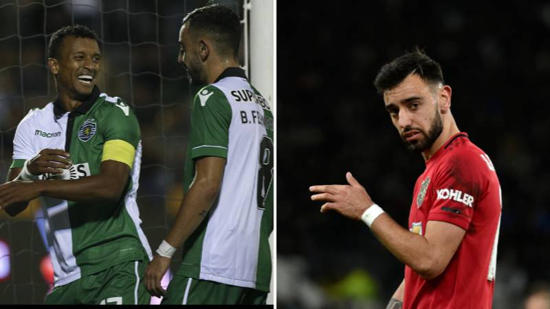 Nani Reveals What He Told Bruno Fernandes Before Move To Manchester United