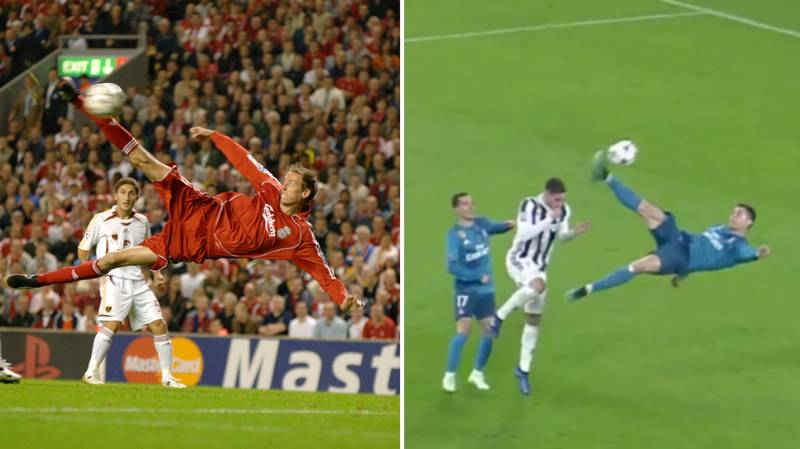 Peter Crouch Has The Perfect Response To Cristiano Ronaldo's Goal