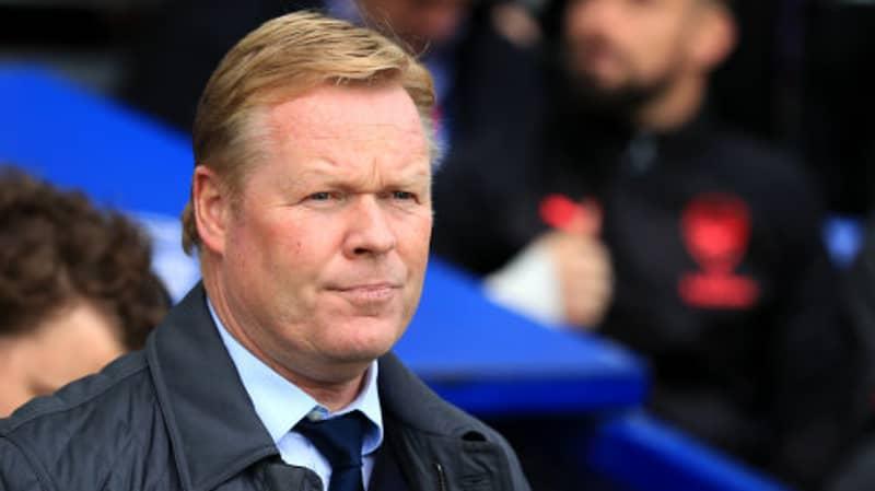 Everton Have Sacked Ronald Koeman