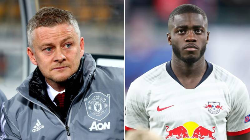 RB Leipzig Respond To Dayot Upamecano To Manchester United Transfer Rumours