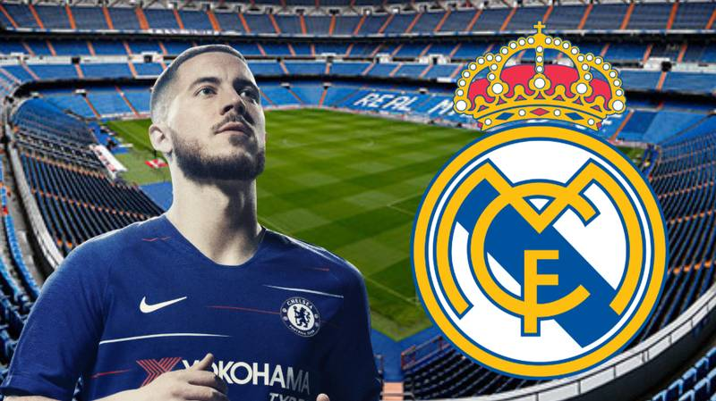 Real Madrid To Ask Eden Hazard To 'Force Move' If Chelsea Refuse To Drop Asking Price