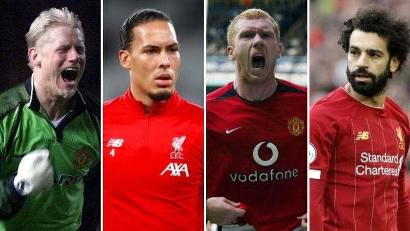 Manchester United 1999 And Liverpool 2020 Combined XI Revealed