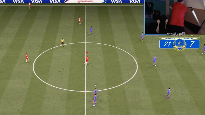 Professional FIFA Player Produces Shocking FIFA 21 Rage After Conceding A Goal