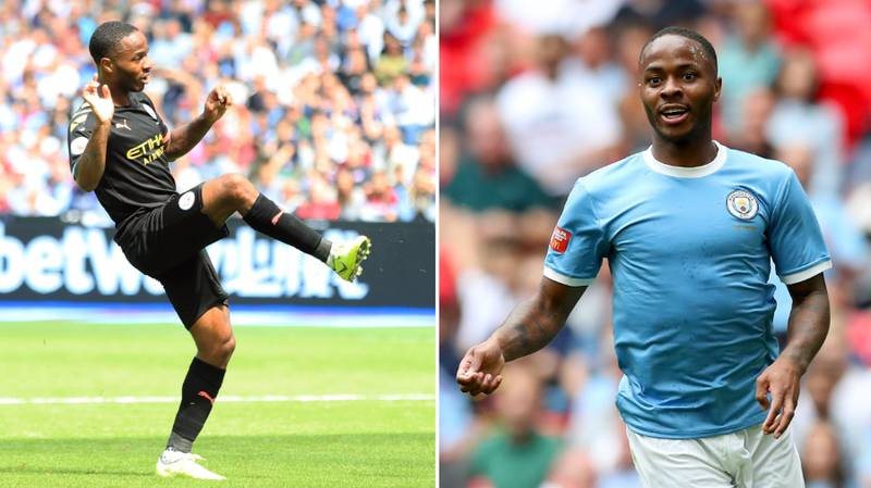 Raheem Sterling 'Considering Historic £100million Offer' From Nike To Wear Air Jordan Boots