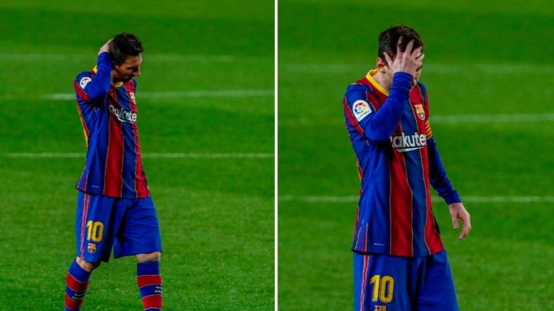 Lionel Messi Is Yet To Register An Assist In La Liga This Season
