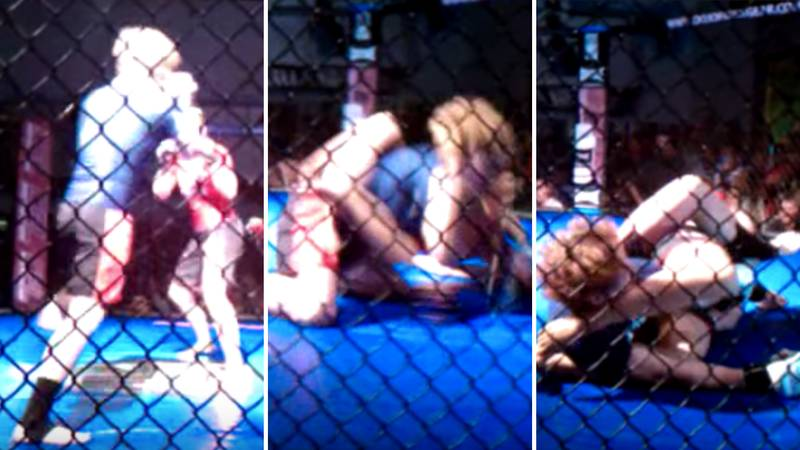Ronda Rousey's MMA Amateur Debut Showed How Ruthless She Was By Destroying Her Opponent In 23 Seconds