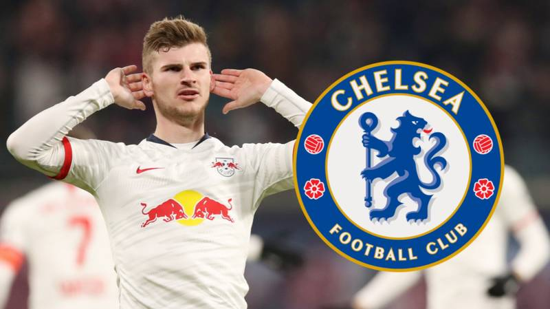 Timo Werner Close To Agreeing Move To Chelsea