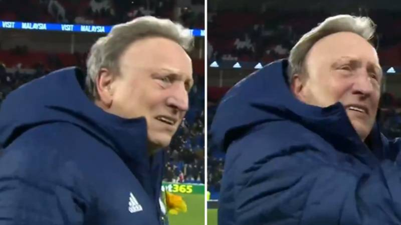 Neil Warnock In Tears After Cardiff's Emotional Win Over Bournemouth