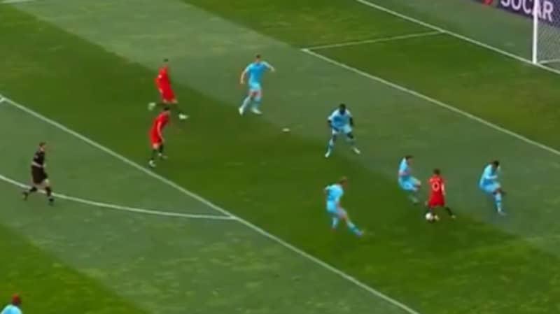 Fans Think Bernardo Silva Dribbled Past Virgil Van Dijk In Nations League Final